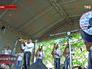Фестиваль шагающих оркестров в Москве