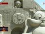 Фестиваль песочной скульптуры в Китае