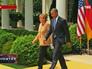 Встреча Барака Обамы и Ангелы Меркель в Вашингтоне