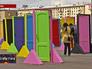 Инсталяция в Парке им. Горького