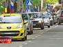 Автопробег, посвящённый 70-летию освобождения крымского полуострова от гитлеровских оккупантов