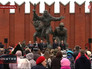 Мемориала воинам-сибирякам