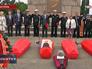 В Севастополе перезахоронены останки 98 солдат