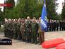 На мемориальном кладбище В Севастополе перезахоронены останки солдат