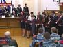 Сотрудники крымской прокуратуры принесли присягу на верность Конституции РФ