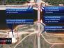 Строительство дамбы на Северо-Крымском канале