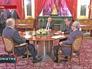 Владимир Путин с лидерами СНГ