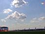 Облака над аэродромом