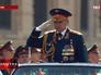 Министр обороны РФ Сергей Шойгу на параде Победы на Красной площади