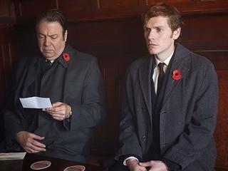 """Инспектор Морс. Анонс. """"Клад"""""""