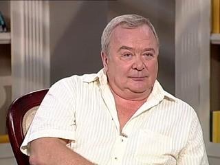 Мой герой. Анонс. Сергей Проханов