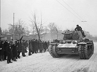 Оборона Москвы. Декабрь 1941 год
