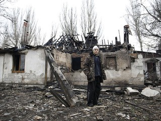 """Специальный репортаж """"Событий"""". Анонс. """"Донбасс. Ни мира, ни войны"""""""