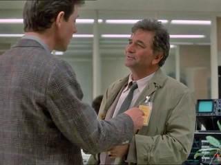 """Коломбо. Анонс. """"Коломбо идёт на гильотину"""""""