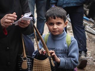 Сирия. Город Дума