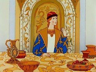 Мультфильм. Сказка о царе Салтане