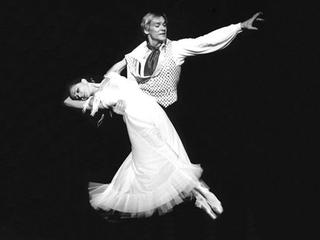 Екатерина Максимова и Владимир Васильев