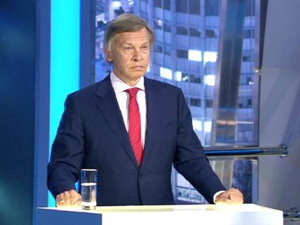 Право знать Алексей Пушков