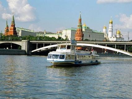 """Наша Москва. """"Речная флотилия"""""""