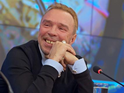 """Приглашает Борис Ноткин. Гарик Сукачёв в программе """"Приглашает Борис Ноткин"""""""