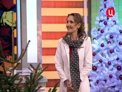 """""""Врачи"""". Ток-шоу. Эфир от 25.12.2012 (00:02:00)"""