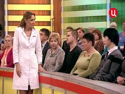 """""""Врачи"""". Ток-шоу. Эфир от 20.12.2012 (00:11:44)"""