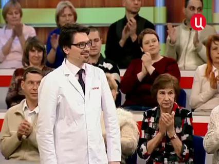 """""""Врачи"""". Ток-шоу. Эфир от 12.12.2012 (00:37:34)"""