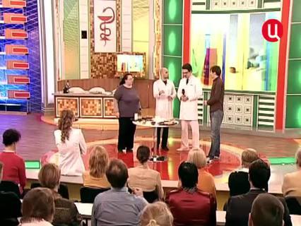 """""""Врачи"""". Ток-шоу. Эфир от 22.11.2012 (00:04:28)"""