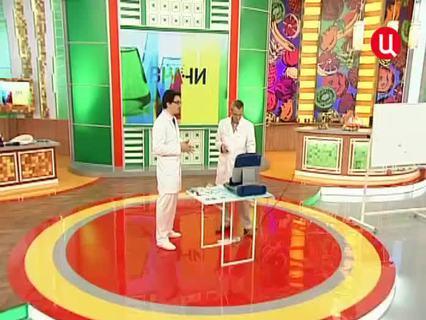 """""""Врачи"""". Ток-шоу. Эфир от 17.09.2012 (00:32:55)"""