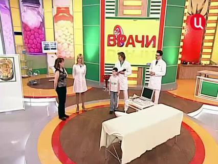 """""""Врачи"""". Ток-шоу. Эфир от 15.06.2012 (00:18:58)"""