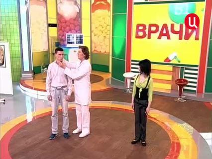 """""""Врачи"""". Ток-шоу. Эфир от 06.06.2012 (00:02:22)"""