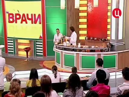 """""""Врачи"""". Ток-шоу. Эфир от 01.06.2012 (00:10:24)"""
