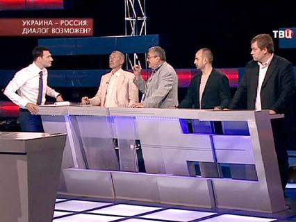 Право голоса Украина - Россия диалог возможен
