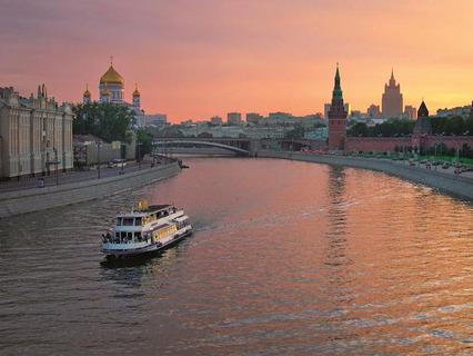 Наша Москва. Городская река