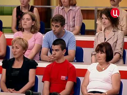 """""""Врачи"""". Ток-шоу. Эфир от 21.08.2012 (00:26:09)"""