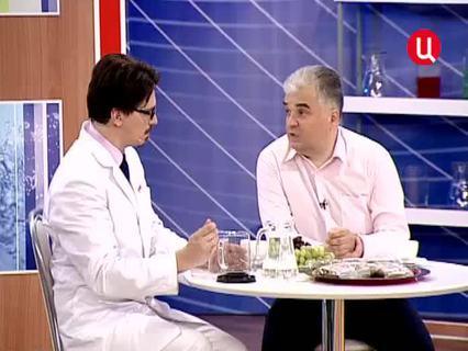 """""""Врачи"""". Ток-шоу. Эфир от 31.08.2012 (00:09:08)"""