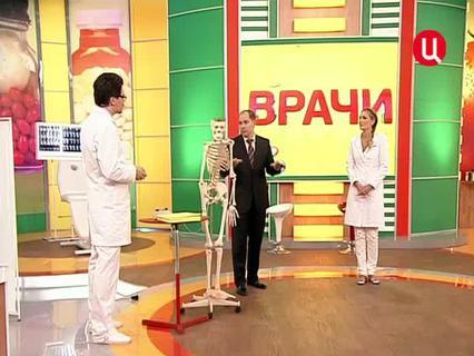"""""""Врачи"""". Ток-шоу. Эфир от 05.05.2012 (00:22:01)"""
