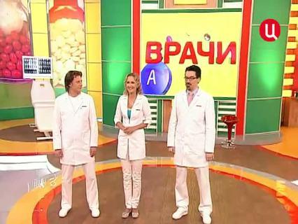 """""""Врачи"""". Ток-шоу. Эфир от 10.05.2012 (00:00:58)"""