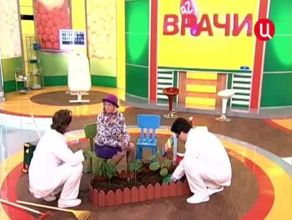 """""""Врачи"""". Ток-шоу. Эфир от 24.05.2012 (00:34:30)"""