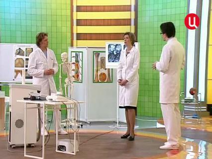 """""""Врачи"""". Ток-шоу. Эфир от 29.05.2012 (00:22:42)"""