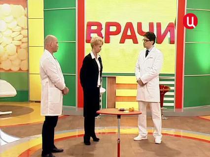 """""""Врачи"""". Ток-шоу. Эфир от 29.02.2012 (00:26:16)"""