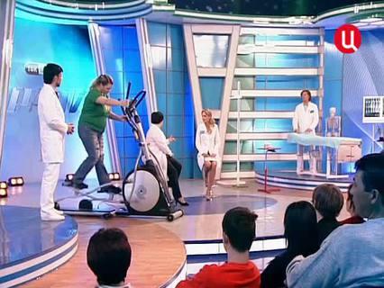 """""""Врачи"""". Ток-шоу. Эфир от 08.07.2011 (00:30:27)"""