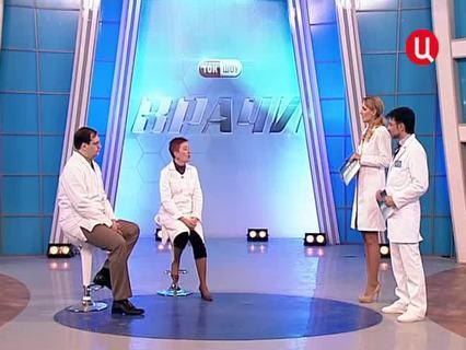 """""""Врачи"""". Ток-шоу. Эфир от 23.06.2011 (00:09:58)"""