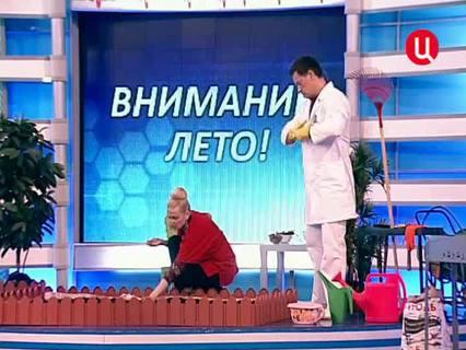 """""""Врачи"""". Ток-шоу. Эфир от 08.06.2011 (00:05:24)"""