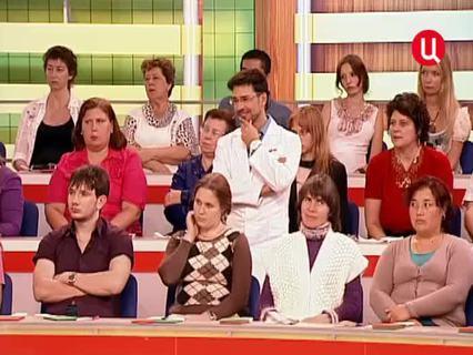 """""""Врачи"""". Ток-шоу. Эфир от 22.09.2011 (00:10:59)"""