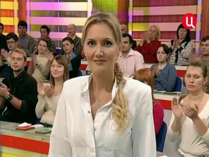 """""""Врачи"""". Ток-шоу. Эфир от 06.12.2011 (00:00:29)"""