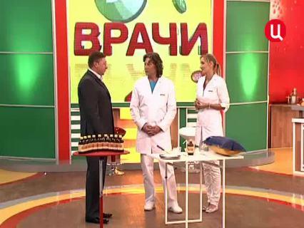 """""""Врачи"""". Ток-шоу. Эфир от 20.12.2011 (00:26:29)"""