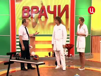 """""""Врачи"""". Ток-шоу. Эфир от 05.09.2011 (00:30:05)"""