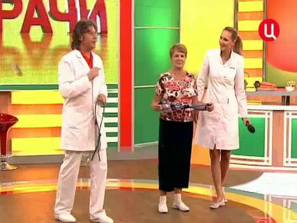 """""""Врачи"""". Ток-шоу. Эфир от 07.09.2011 (00:01:14)"""