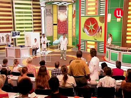 """""""Врачи"""". Ток-шоу. Эфир от 13.09.2011 (00:25:36)"""